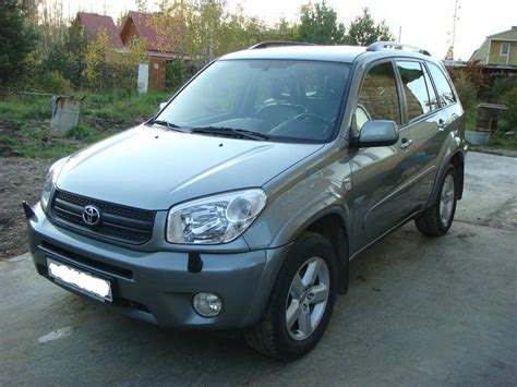Toyota Rav4 For Sale 2005 Toyota Rav4 For Sale 2 0 Gasoline Automatic For Sale