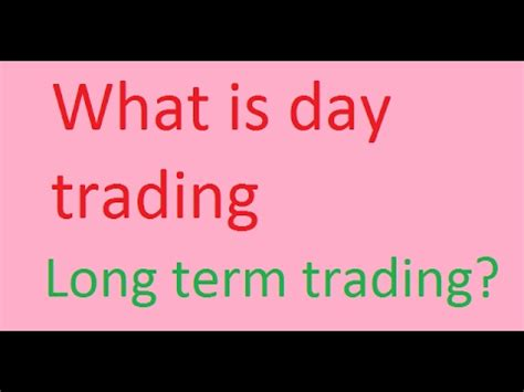 pattern day trader cryptocurrency what is cryptocurrency day trading short term long term
