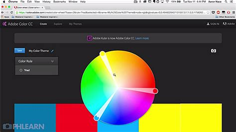 color wheel photoshop how to apply color theory to your photos