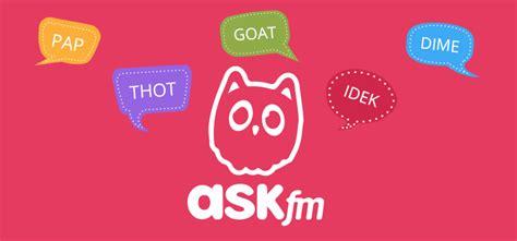 askfm meaning teen slang familytime blog