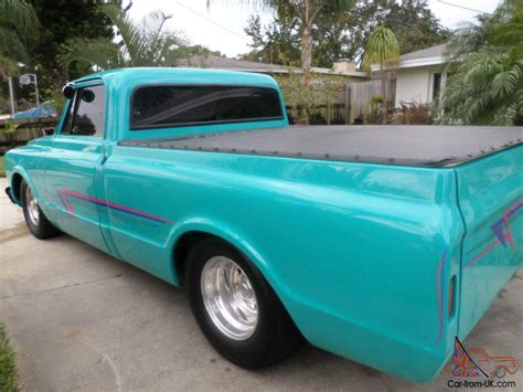 c10 short bed 1967 chevrolet chevy pick up truck pro touring show short