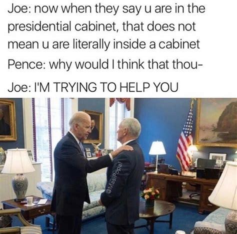 Biden Pence Meme