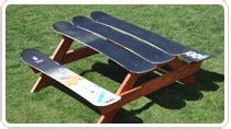 snowboard bench plans snowboardbench