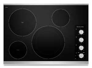 30 Inch Electric Cooktop 30 Inch 4 Element Electric Cooktop With Even Heat 169 Technology