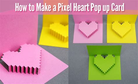 make a card how to make pop up cards www pixshark images