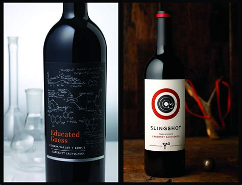 drinking with your eyes how wine labels trick us into