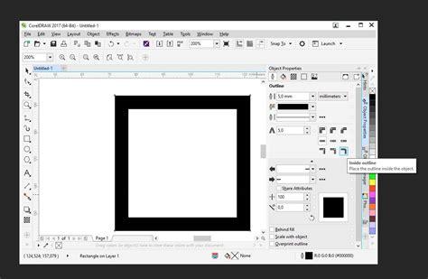 coreldraw community measuring outlines coreldraw graphics suite 2017