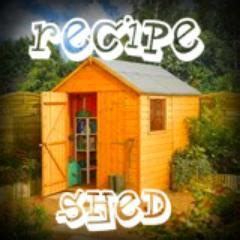 the recipe shed recipeshed