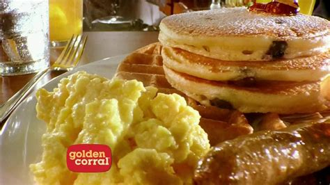 Golden Corral Weekend Breakfast Tv Spot Better Breakfast Golden Corral Breakfast Buffet