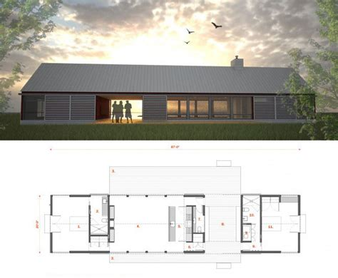 longhouse floor plans gallery of 9 entrepreneurial architects who developed