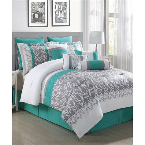 teal and silver bedroom best 25 teal and gray bedding ideas on pinterest