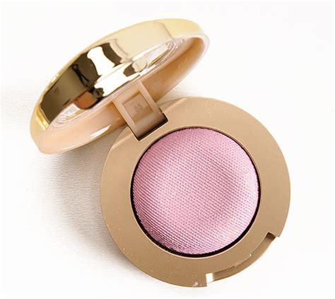 Review Eyeshadow Viva Pink milani pink violet purple