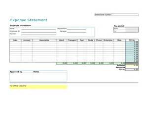 excel expense templates best photos of trip expense report template printable