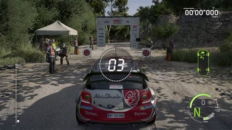 Wrc 6 Ps4 by Wrc 6 Ps4 Gameplay Citroen Ds3 Vw Polo Wrc