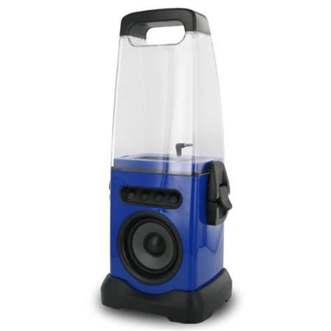 Drop Speaker Water Resistant Ipod Speaker by Icanister Mp3 Ipod Water Resistant Speaker Blue