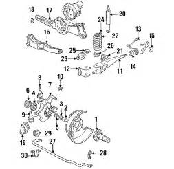 parts 174 ford f 150 suspension components oem parts
