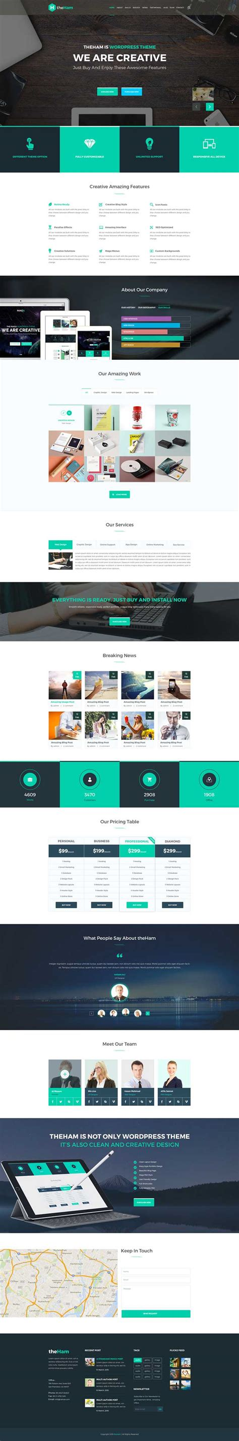 free landing page design templates for free download psd html 40 best free landing page psd templates designmaz