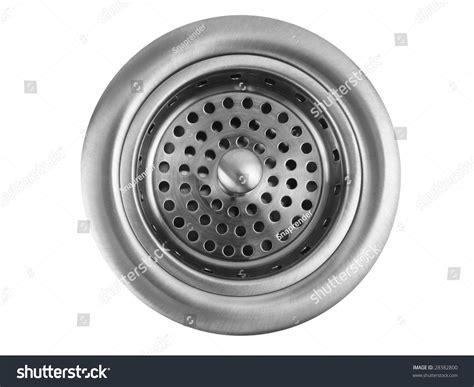 white kitchen sink drain stainless steel kitchen sink drain on stock photo 28382800