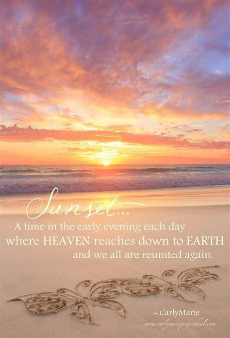 sunset quotes quotesgram