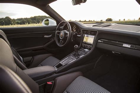 porsche interior 2016 2016 porsche 911 r first drive review motor trend