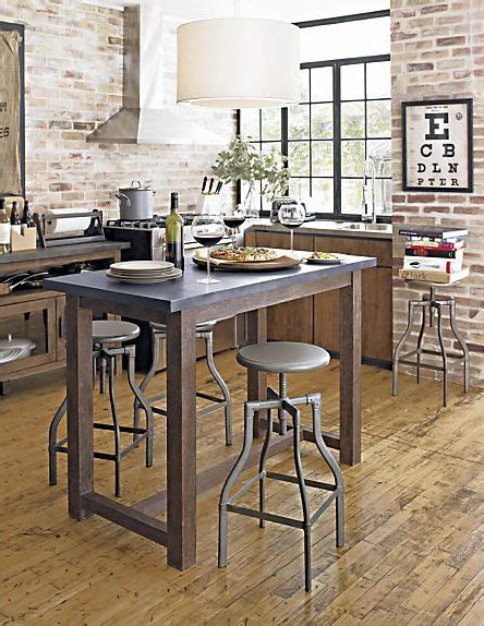 Industrial Kitchen Stools by The Appeal Of The Industrial Turner Stool