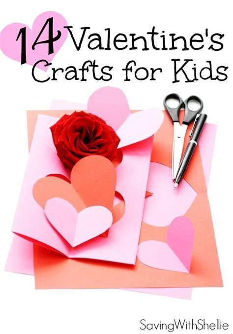 valentines day captions 14 s day crafts for projects easy