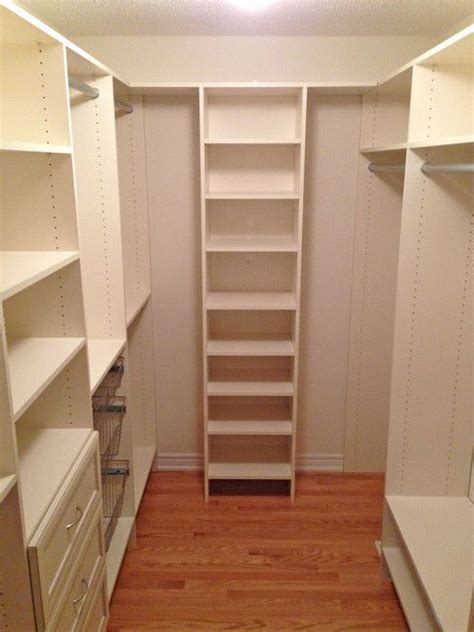 Small Closet Renovation by Traditional Closet Hovgallery Project Organization