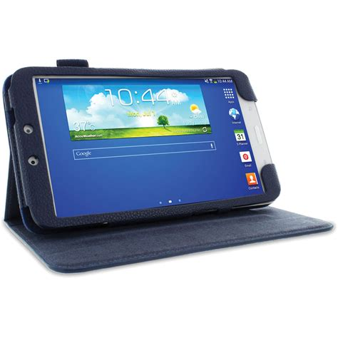 Samsung Tab 3 Dual roocase dual view folio cover rc galx8 tab3 dv nv b h