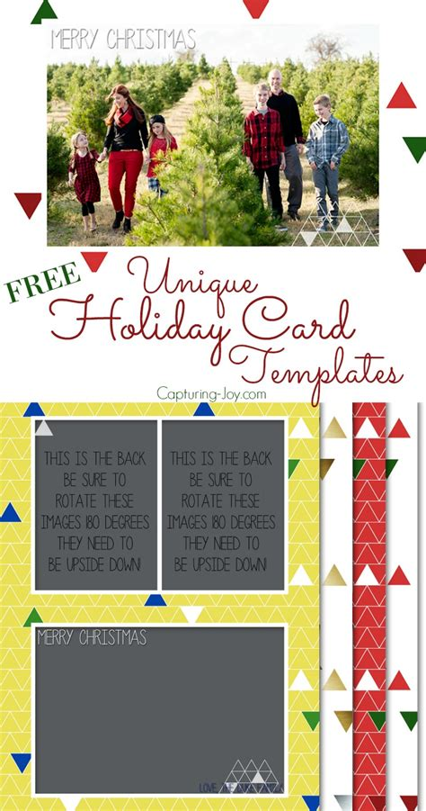 free card templates for photographers 2015 free or anytime card templates capturing