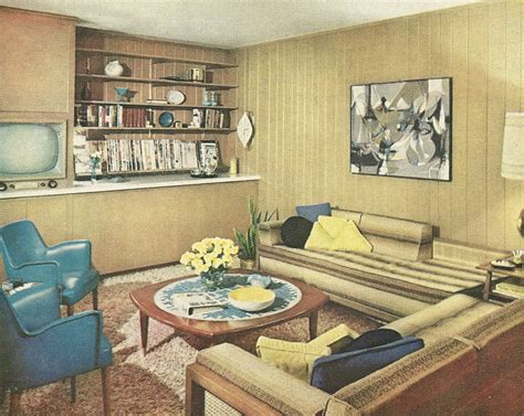 Sixties Home Decor 1960s Home Decor Marceladick