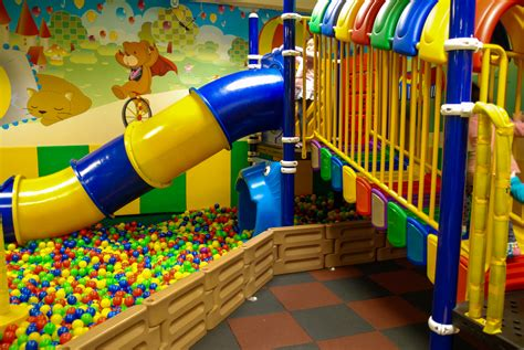 in door indoor playground basement www pixshark com images