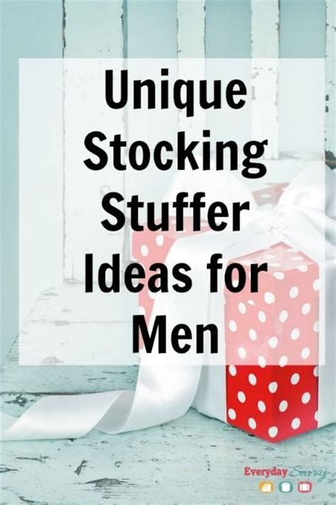 great stocking stuffer ideas stocking stuffers stockings and for men on pinterest