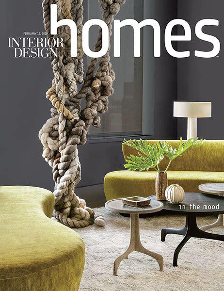 interior design homes winter 2018