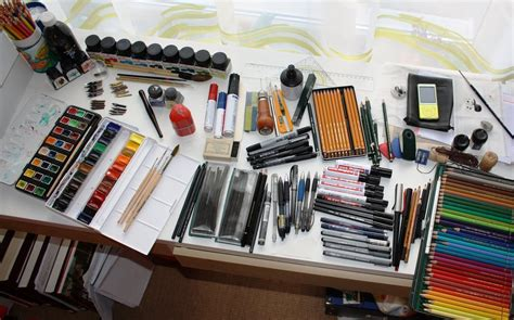 Drawing Supplies by Drawing Supplies Www Imgkid The Image Kid Has It
