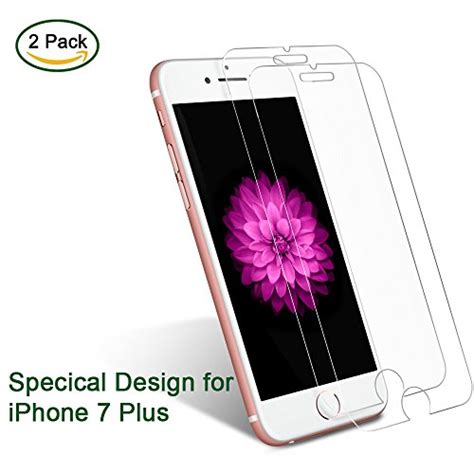 Tempered Glass Iphone 7 Plus 7 5 5 Inch Cover Screen Guard Warna iphone 7 plus screen protector glass hisili apple iphone