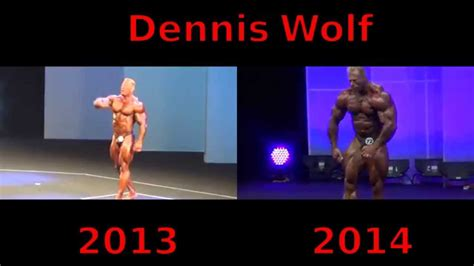 dennis wolf opts out of 2013 arnold classic flex online dennis wolf against himself bodybuilding motivation