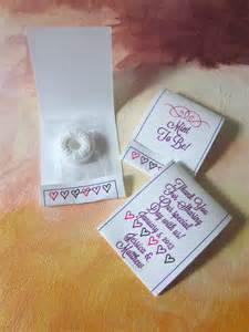 Wedding Matchbook Favors by Constant Galore Mint Matchbook Wedding Favors