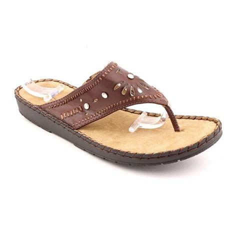 shop rogers s zoe synthetic sandals free shipping on orders 45 overstock