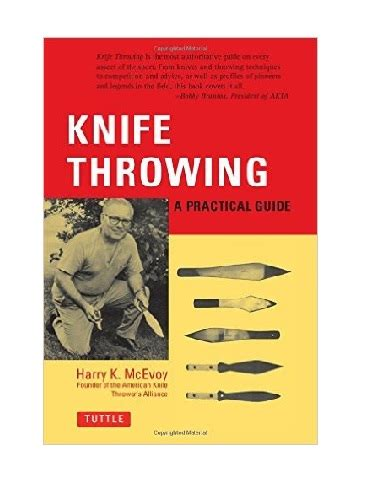 throwing knife guide knife throwing a practical guide academy of karate