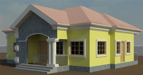 Small House Plans With Cost To Build by How To Build A Low Budget Bungalow 3 Bedroom Flat As