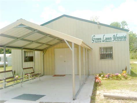 green lawn memorial funeral home