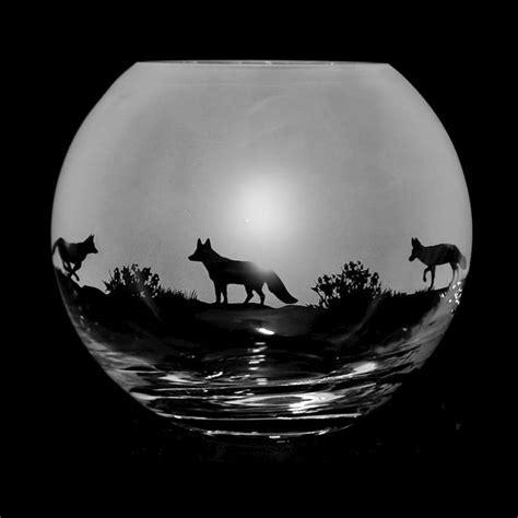 glass globe vase fox large glass globe vase animo glass