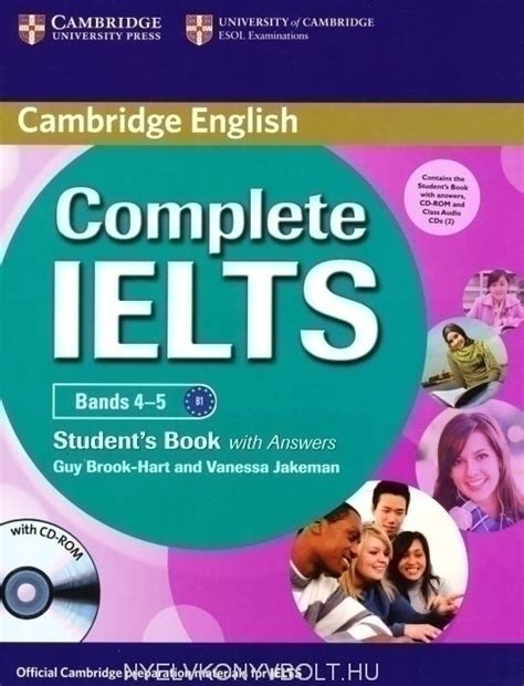 Cambridge Ielts 10 Students Book With Answers Audio Cd complete ielts bands 4 5 student s book with answers cd rom and class audio cds 2