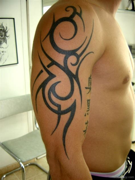 tribal tattoo photo parts tattoos designs pictures