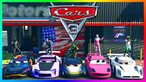film cars 3 online gta online pixar cars 3 movie special gta 5 lightning