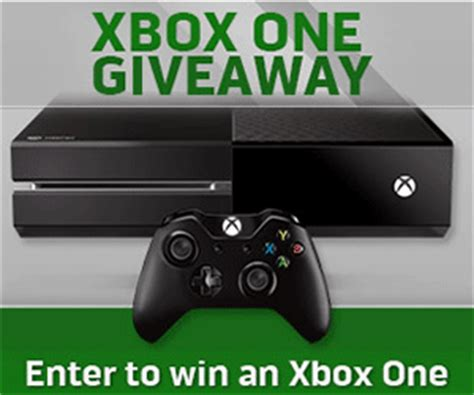 want a free xbox one click here to win yours today - Free Xbox One Giveaway