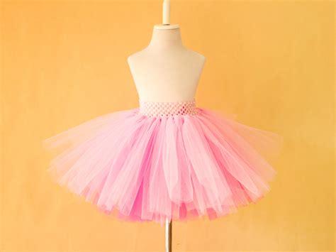 Tutu Handmade - 2015 new handmade pink pink fluffy tutu skirt baby