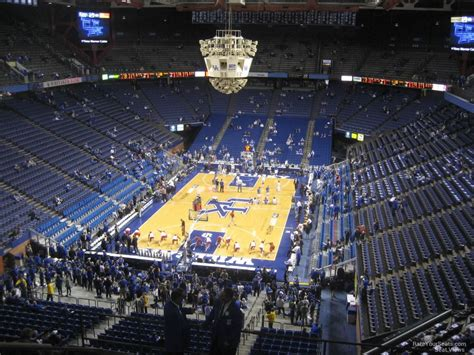 Section H by Rupp Arena Section 238 Rateyourseats