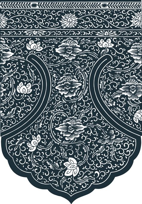 pattern design vector png free stock vector chinese pattern ornament no 2 oh so