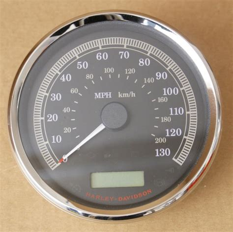 Speedometer Beat Spido Spedo Kilometer Original harley original speedo speedometer mph km h electronic softail road king from 04 ebay
